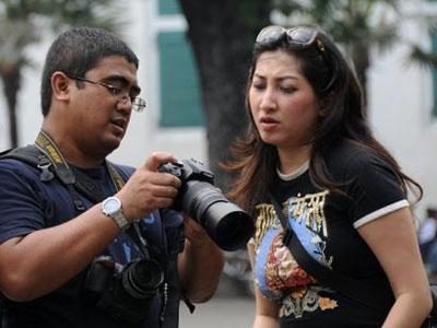 Kursus Fotografi Dasar WeekEnd Jakarta