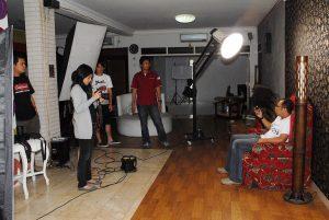 Kursus Fotografi Studio untuk Model - MK Photography