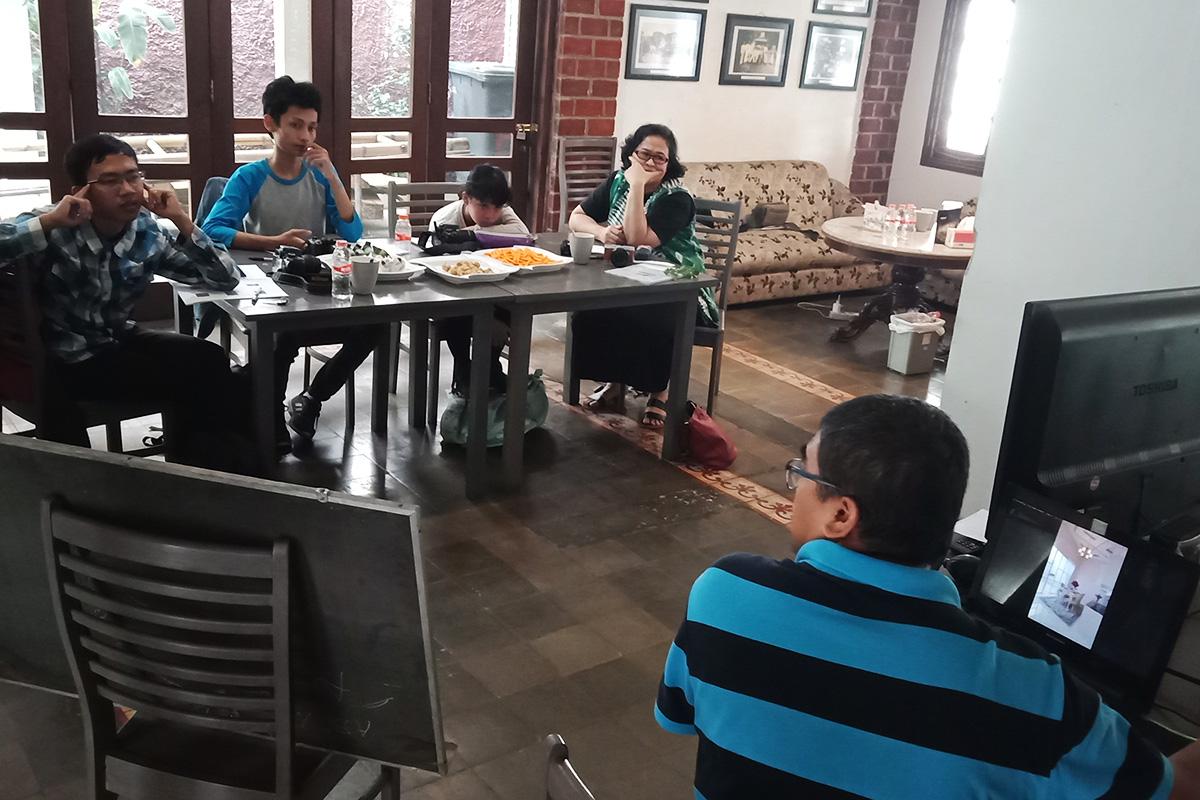 Kursus Fotografi Dasar WeekEnd Bandung