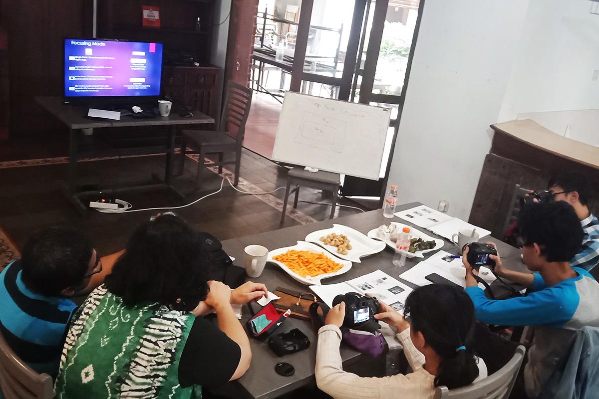 Kursus Fotografi Dasar WeekDays Jakarta